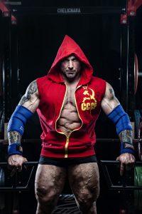下半身の筋肉がすごい人